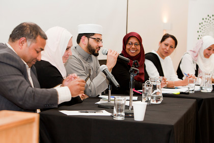 Muslim Women's Council Mosque Consultation 140615