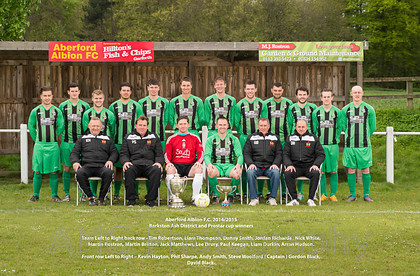 Aberford Albion - 9th May 2015