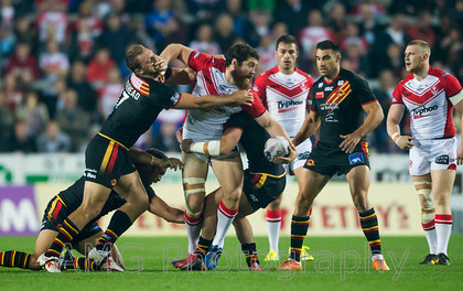 St Helens v Catalans - 2nd October 2014