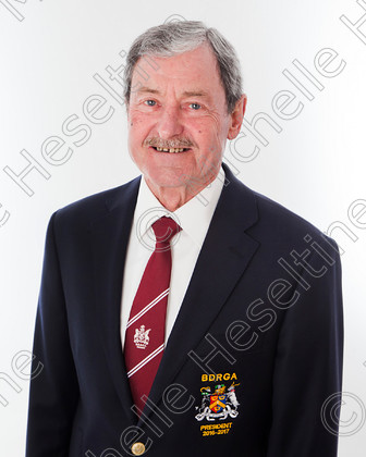Ian Bannister Photos Golf President 280416