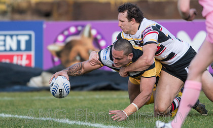 Bradford Bulls v Castleford Tigers - 16th February 2014