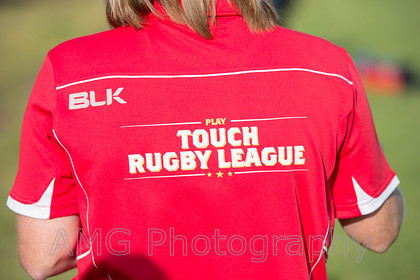 Play Touch Rugby League - 8th July 2015
