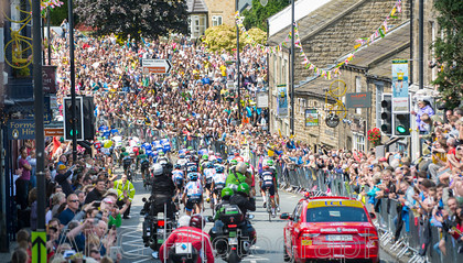 Tour de France - Stage One - 5th July 2014