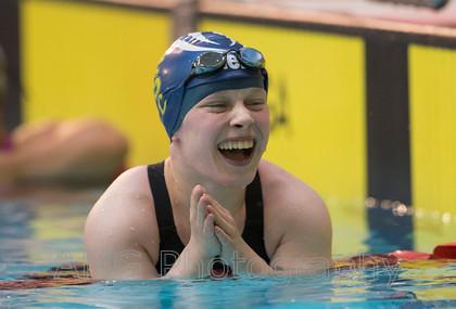 British Para Swimming - 25th April 2016