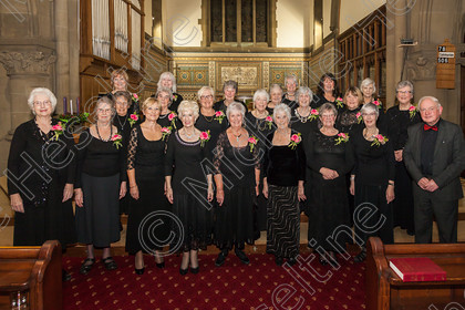 Baildon Ladies Choir St James Church 021217