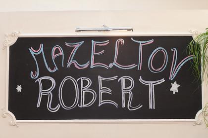 ROBERT'S BARMITZVAH