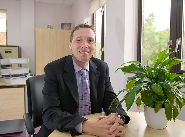 Paul Marsden 