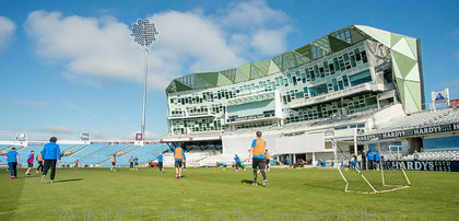 Yorkshire CCC Training Day - 8th April 2016