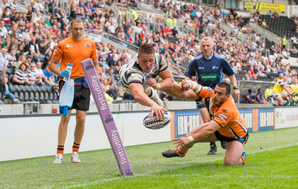 Hull FC v Castleford - 12th July 2015