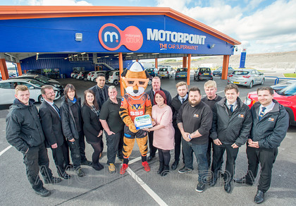 Motorpoint Glasshoughton 1yr Anniversary - 12th April 2017