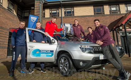 Dacia Trophy Tour - 18th February 2016