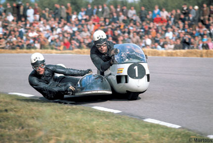 Few great racers make great engineers. Sidecar driver Helmut Fath was most definitely the exception...