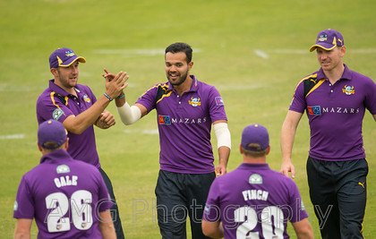 Yorkshire v Durham T20 - 2nd July 2014