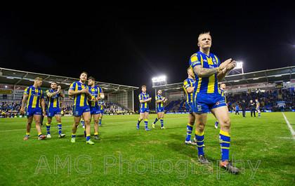Warrington v Brisbane - 18th February 2017