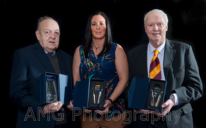 British Lions Roll of Honour Awards - 26th January 2014