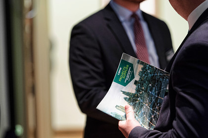 CBRE Projects Supplier - Speed Networking Event 2018 