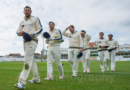 Nottinghamshire v Yorkshire - 22nd April 2015