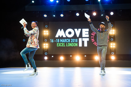 Move It 18 Main Stage