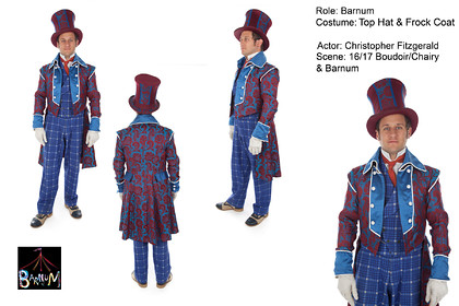 Barnum Costumes Bible Page Layouts MR