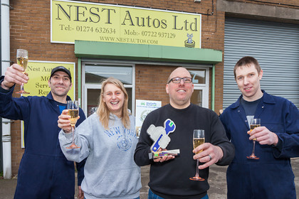 NEST Autos - Yorkshire & the Humber - Best Garage 2017