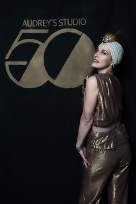 AUDREY'S 50TH AT STUDIO 50