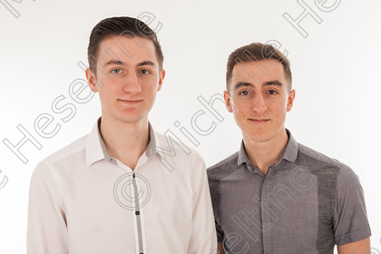 Nick & Adam Portraits (Mrs Barbara Fothergill)