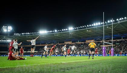Hull FC v Catalans - 18th August 2016