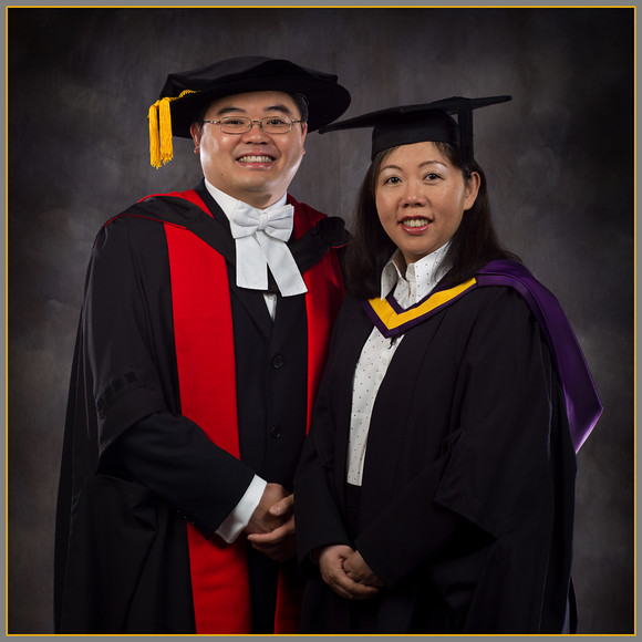 Lai-Lee and Christopher 