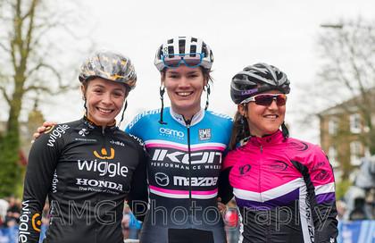 Tour de Yorkshire - Women's Race - 2nd May 2015