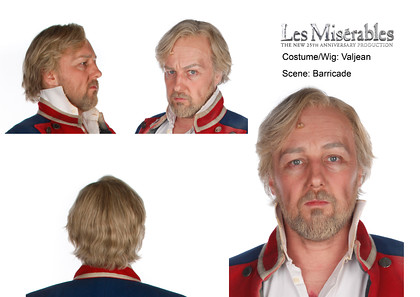 Les Mis Wigs Bible Photos