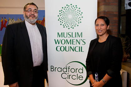 Muslim Women's Council Bradford Circle Event 051114
