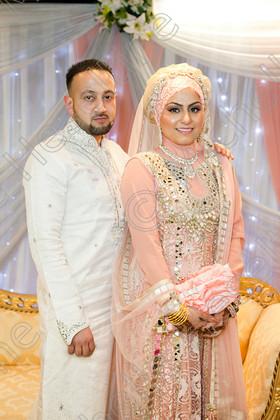 Samia & Aftab Nikah Images
