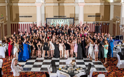 Leeds University Business School Ball - 5th June 2015