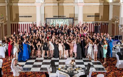 Leeds University Business School Ball - 5th June 2015