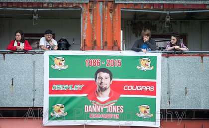 Keighley Cougars v Coventry - 10th May 2015