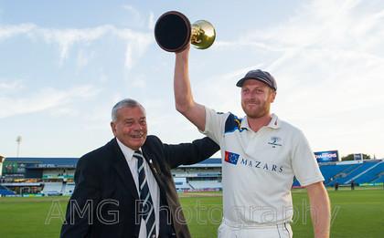 Yorkshire v Somerset - 26th September 2014