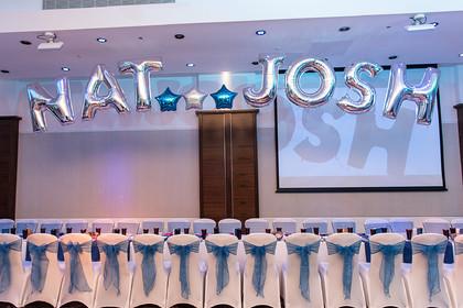 JOSH & NAT'S PARTY