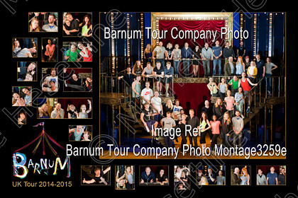 Barnum Tour Company Photos