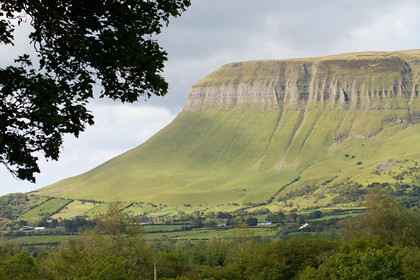 Benbulben for Failte Ireland 