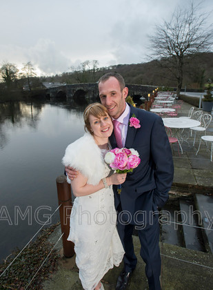 Natalie & Nick - The Swan @ Newby Bridge - 19th February 2015