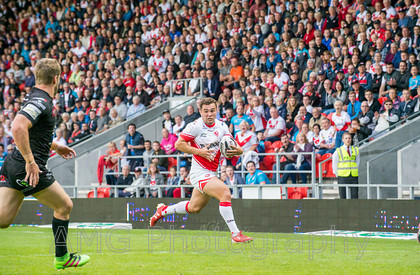 St Helens v Widnes - 8th July 2016