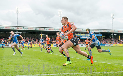 Castleford v Wakefield - 14th April 2017