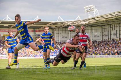 Warrington v Leigh - 27th June 2015