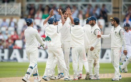 England v India - 11th July 2014