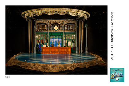 Half a Sixpence Scenes & Set Detail Images
