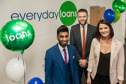 Everyday Loans Bradford- 50th Branch Opening (High Res Images)