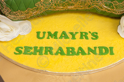 Umayr Shaffi Sehrabandi Celebration