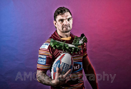 Huddersfield Giants Media Day - 26th January 2017