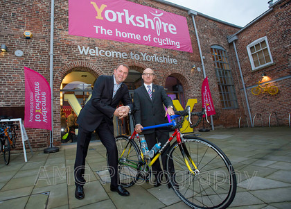 UCI Road World Champs Yorkshire 2019 - 12th October 2016