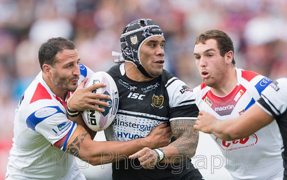 Wakefield v Hull FC - 29th June 2014